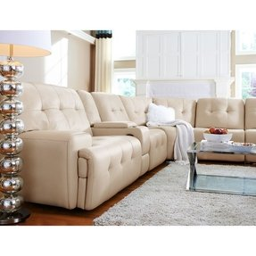 Faux leather sectionals 18