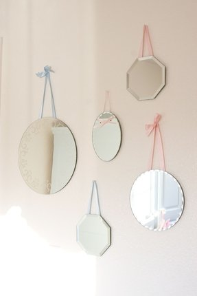 Frameless Decorative Wall Mirrors 4