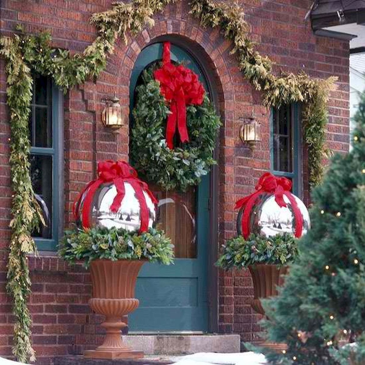 Delicieux Large Front Door Wreaths Foter