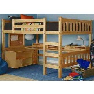 Full Low Loft Bed Foter
