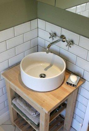 Sink On Top Of Vanity. Granite vanity top for vessel sink Vanity Tops For Vessel Sinks  Foter