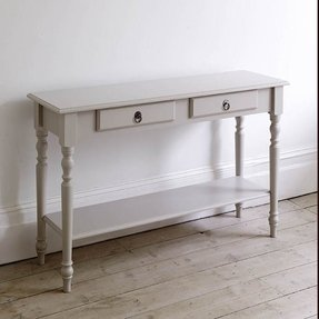 Narrow Console Table With Drawers Ideas On Foter