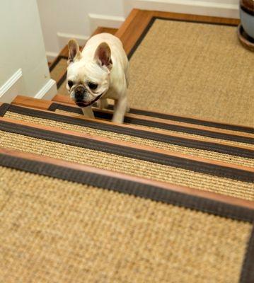 Superior Jute Stair Treads 2