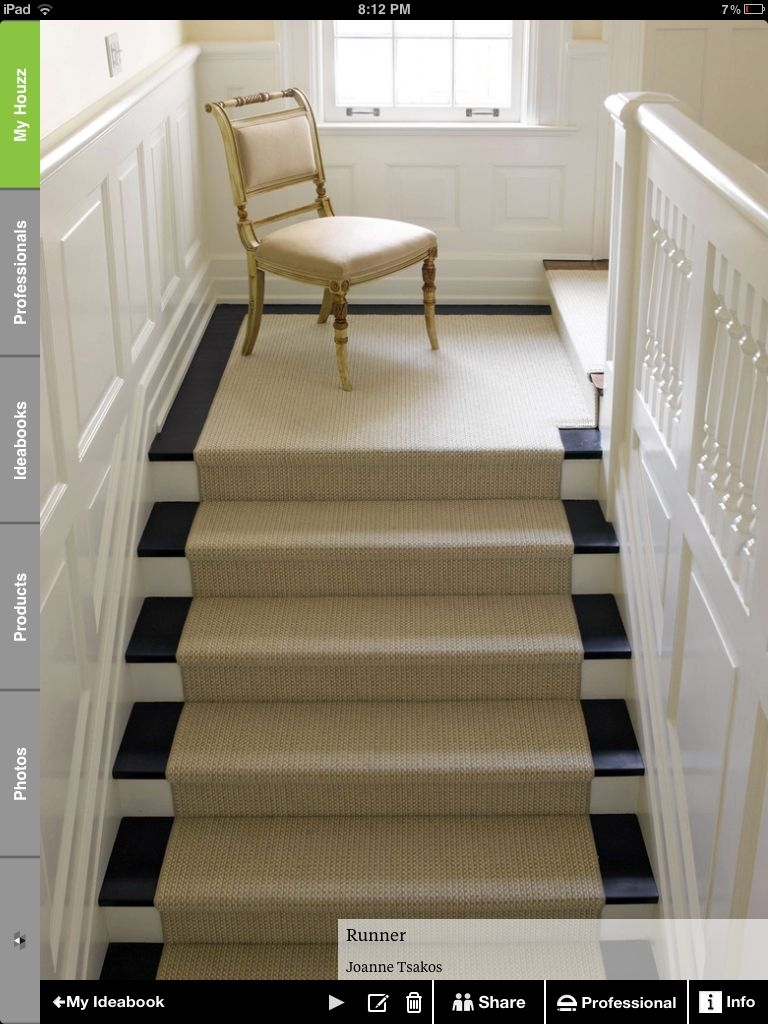 High Quality Jute Stair Treads 3
