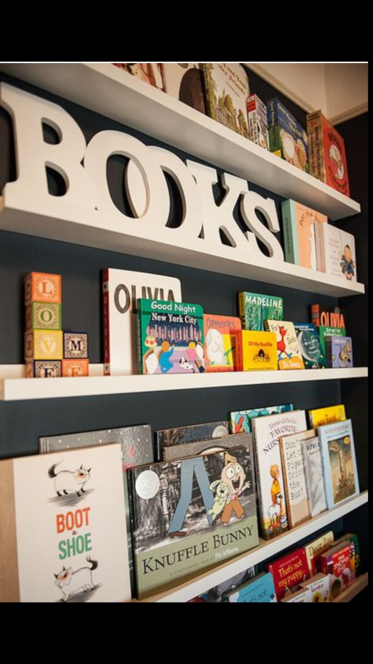 High Quality Kids Corner Bookcase