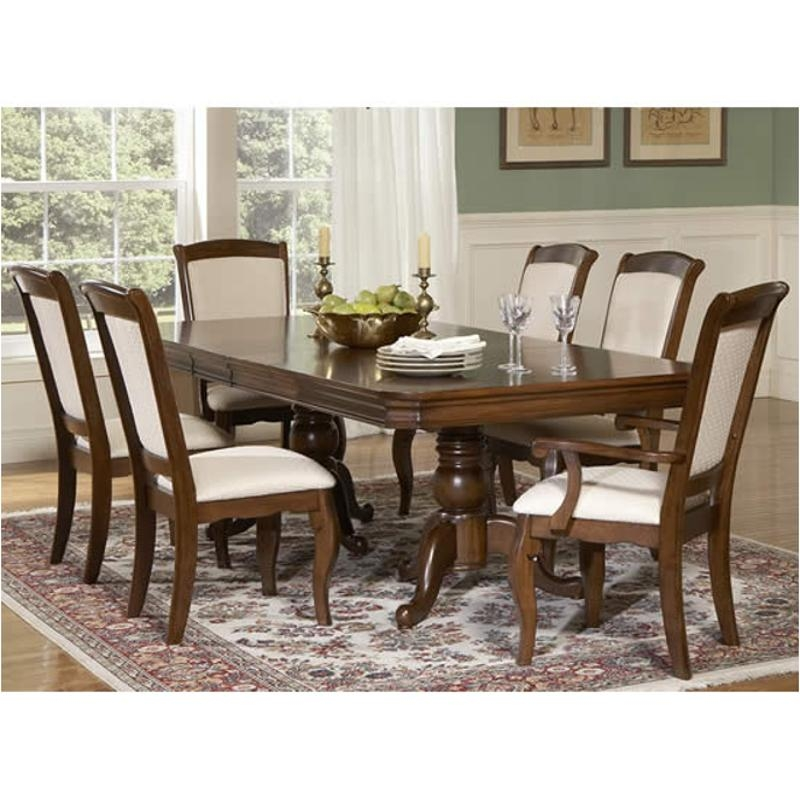 Exceptionnel Liberty Furniture Louis Philippe Formal 7 Piece Dining Set