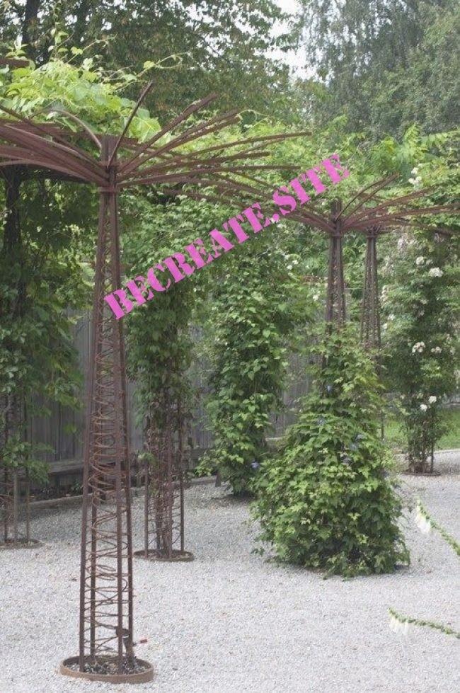 Metal Garden Trellises