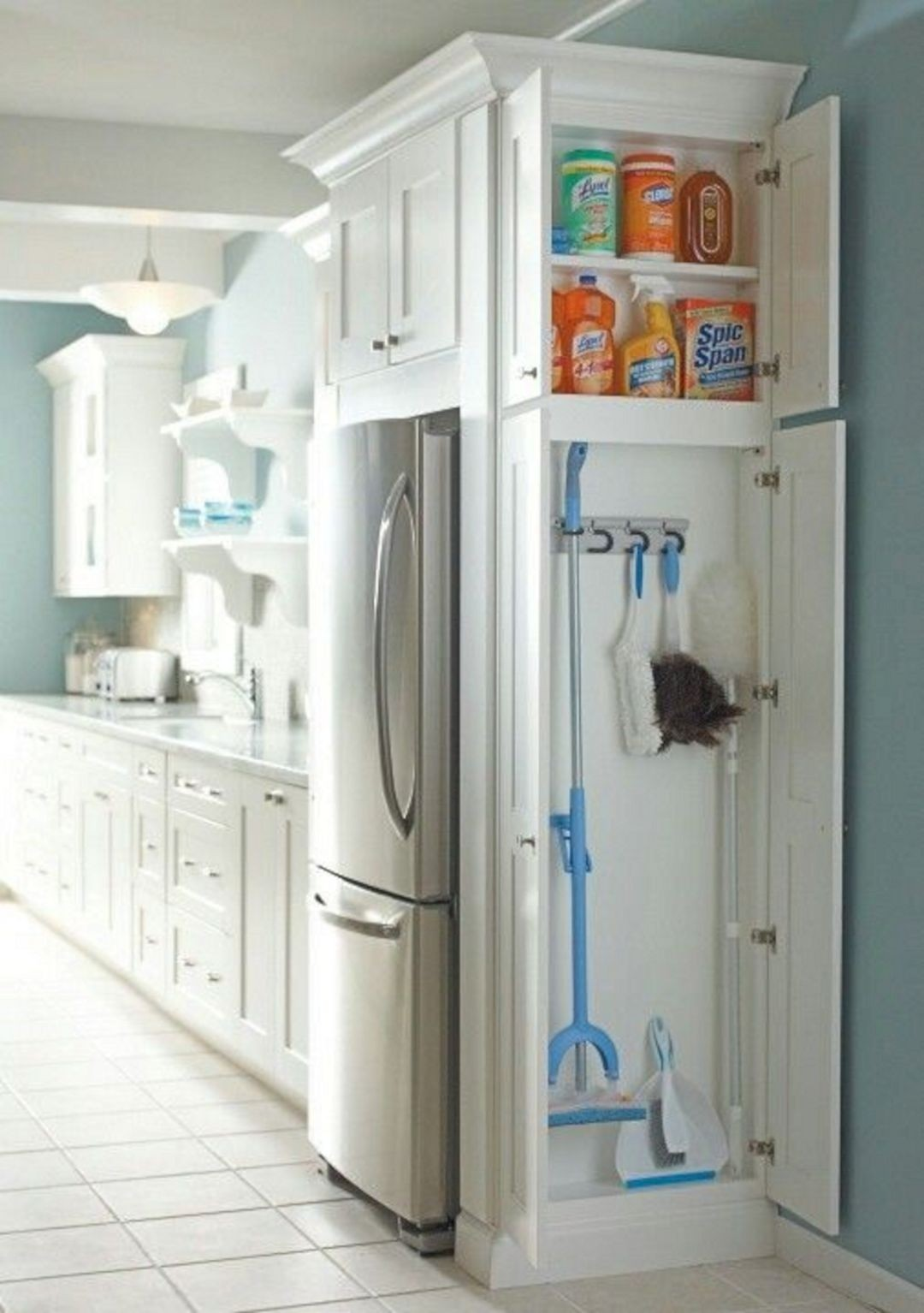 Charmant Narrow Pantry Cabinet