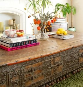 Ornate table