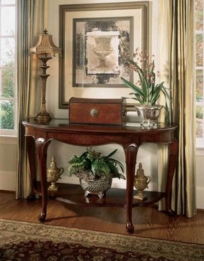 Queen Anne Console Table Foter