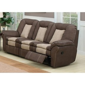 Reclining sofa and loveseat sets 1