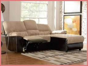 Reclining sofas for small spaces