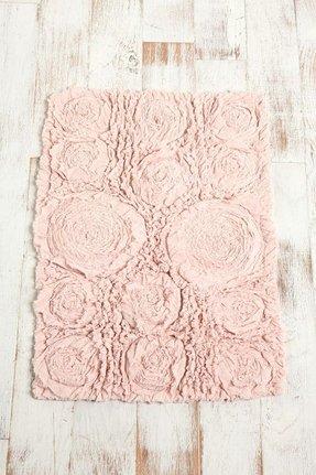 pink rose rug - foter
