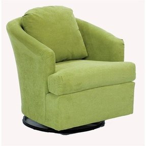 Pleasing Upholstered Swivel Living Room Chairs Ideas On Foter Download Free Architecture Designs Aeocymadebymaigaardcom