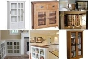 Small Bookcase With Glass Doors Ideas On Foter