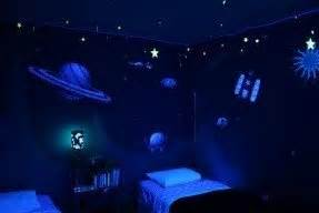 Space wall stickers outer space theme
