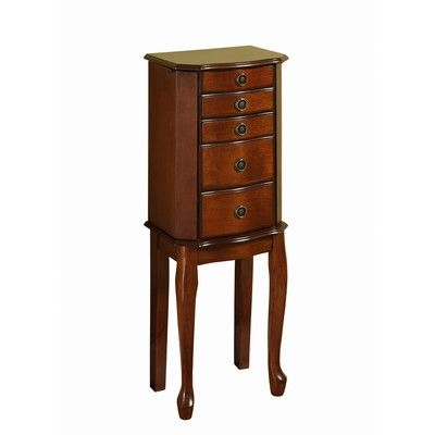 Standing Jewelry Boxes