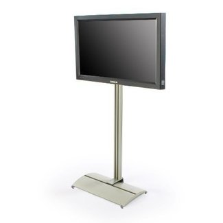 Tv Stand For Floor With Vesa Compatible Bracket 31 To 60 Flat Screen