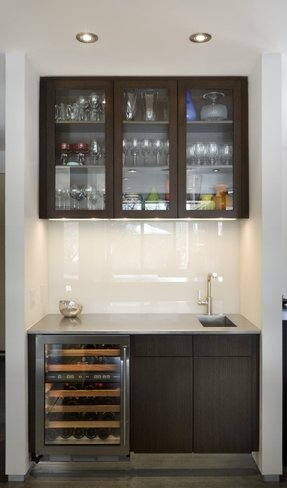 Wet bar cabinets for home