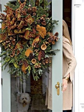 Wow this is gorgeous hampton hostess guest post tree trimming