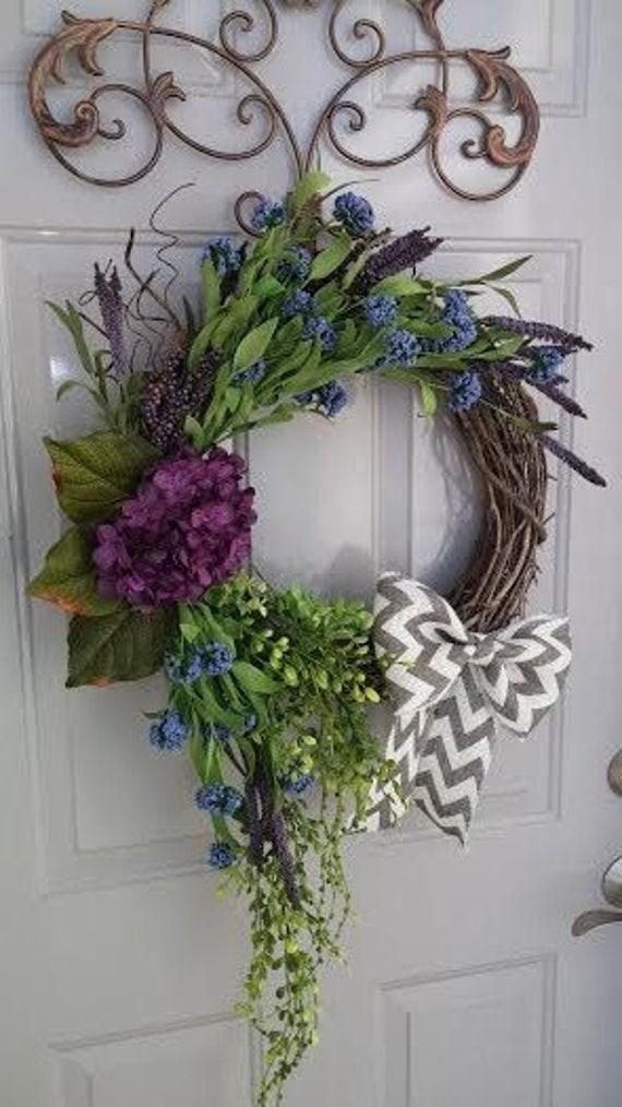 Genial Year Round Wreath Large Wreath Spring