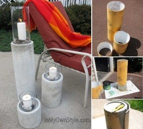 Outdoor Fire Lamps Foter