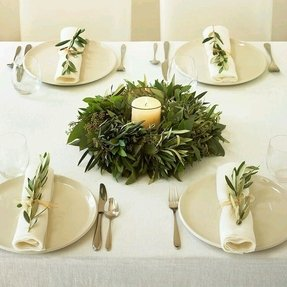 Remarkable Artificial Christmas Centerpieces Ideas On Foter Home Interior And Landscaping Ologienasavecom