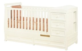 Baby cribs with drawers underneath