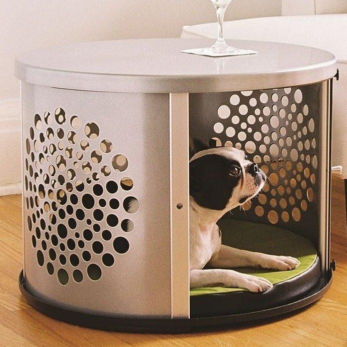 dog crate furniture ideas on foter rh foter com Table Dog Crate Furniture Modern Dog Crate Like Furniture