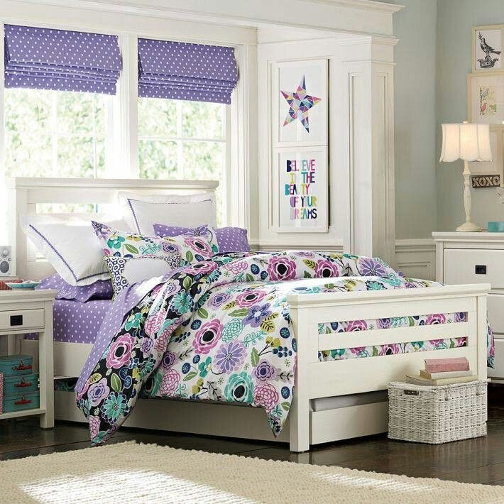 Bright Colored Bed Sheets 1