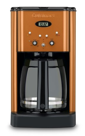 Bronze coffee maker 1