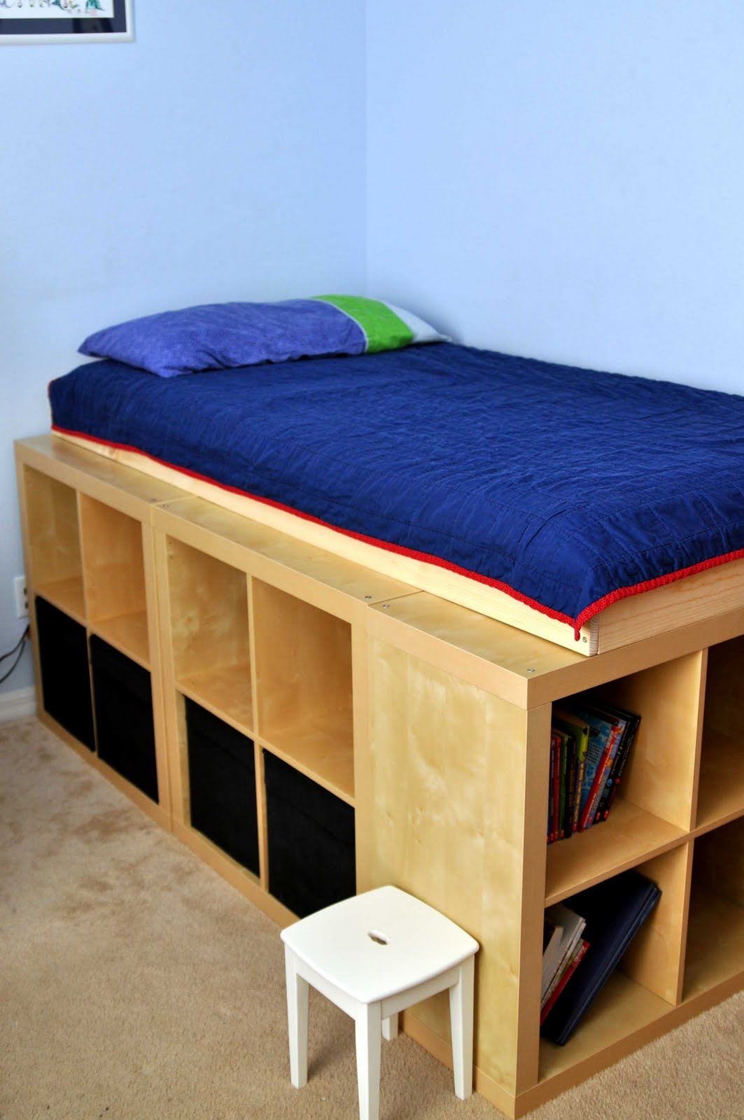 Perfect Twin Platform Bed Frame Decoration Ideas