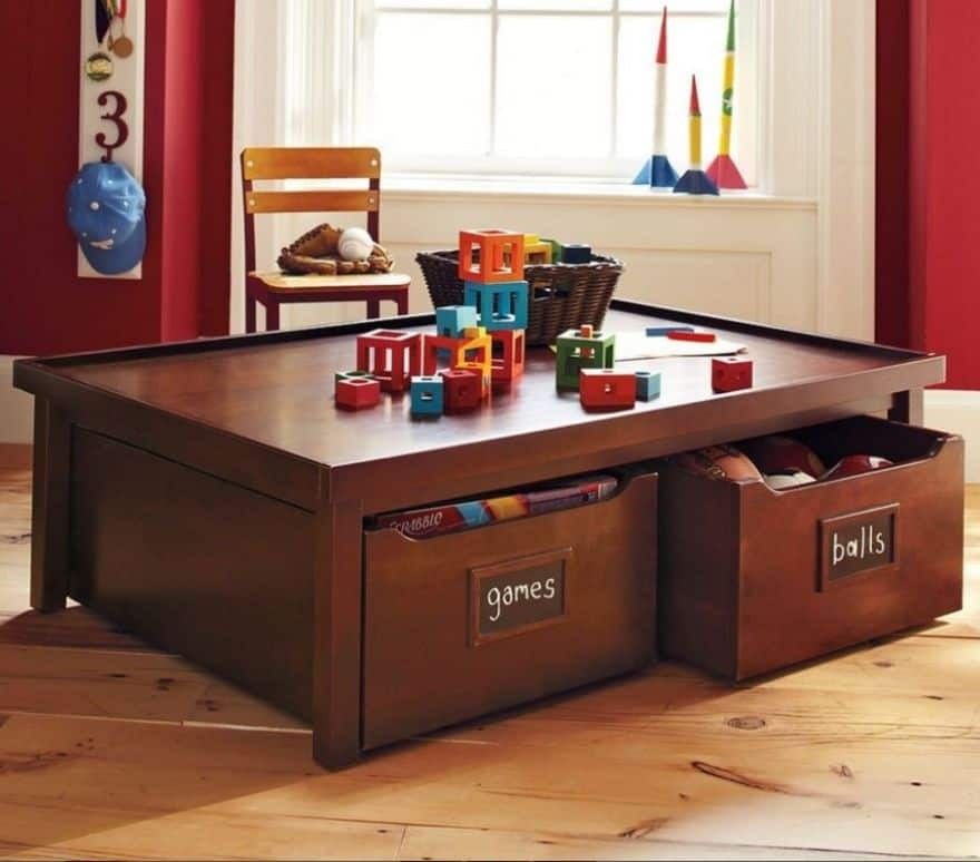 Childrens Desks With Drawers