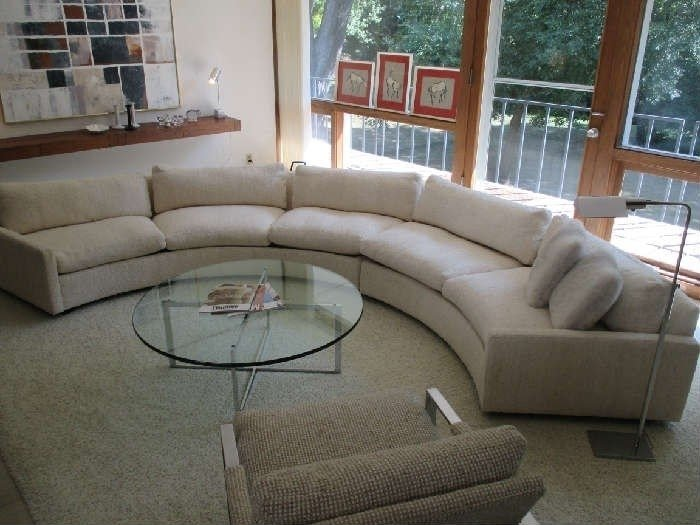 A Comfortable Sectional Sofa For Larger Living Rooms, That Is Able To  Accommodate Your Whole Family. Itu0027s Upholstered In Nice To Touch Material,  ...