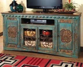 Country Style Entertainment Centers - Foter