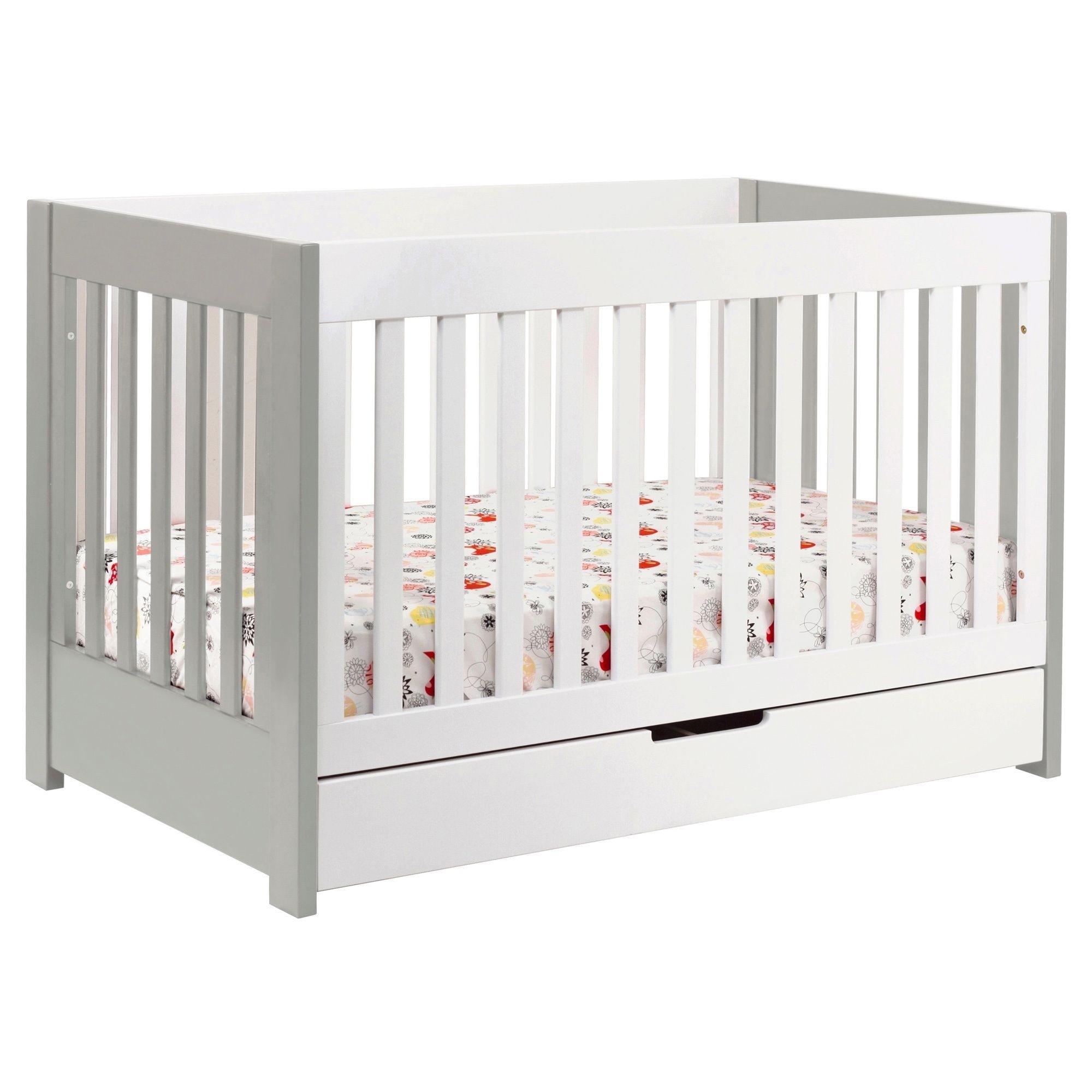 Charmant Crib With Drawers