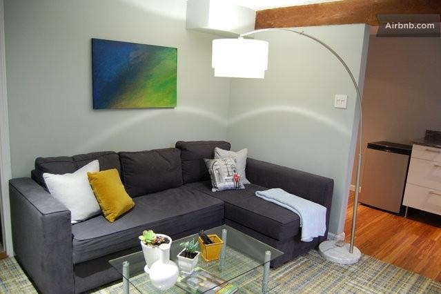 Attractive Curve Sofa