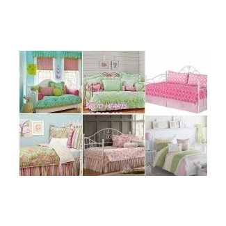 Daybed comforter sets for girls