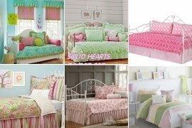 Daybed Comforter Sets For Girls