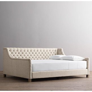 Daybed that converts to queen bed