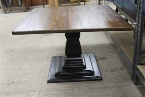 Square Pedestal Dining Table Ideas On Foter