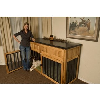 Dog Kennel Furniture Ideas On Foter
