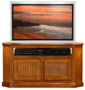Eagle Furniture Eagle Furniture Coastal 40 in. Corner TV Stand