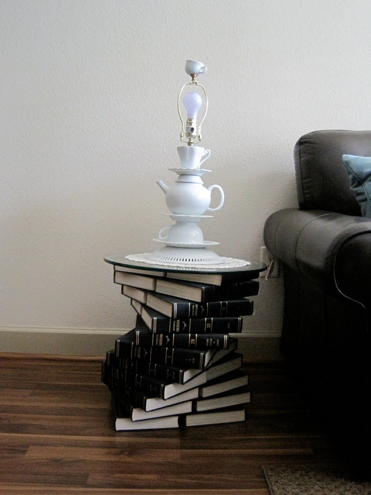 End Tables With Glass Tops Foter