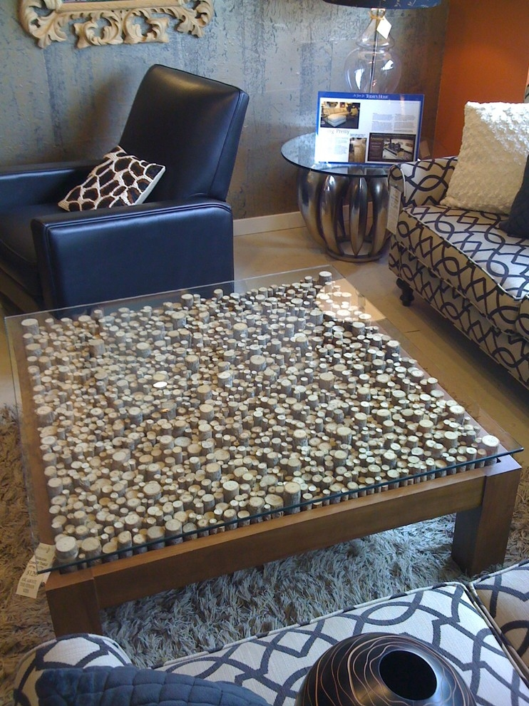 End Tables With Glass Tops