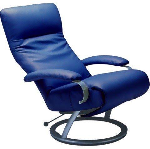 Ergonomic Lounge Chair