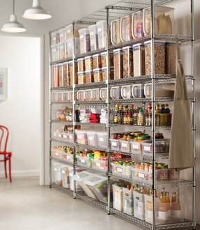 Groovy Food Pantry Shelves Ideas On Foter Download Free Architecture Designs Ferenbritishbridgeorg