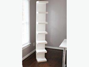 Free Standing Corner Shelves