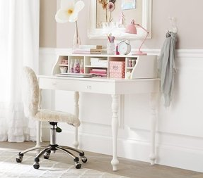 Girls writing desk