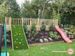Backyard playground equipment foter homemade playground solutioingenieria Gallery